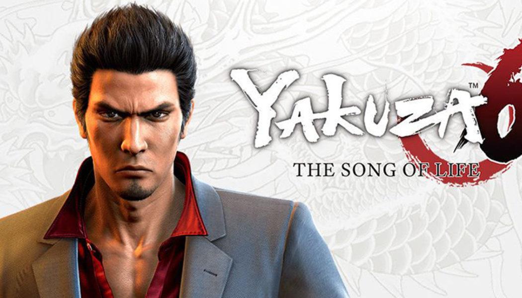 (Yakuza 6: The Song Of Life: Tokyo Drifter (Review