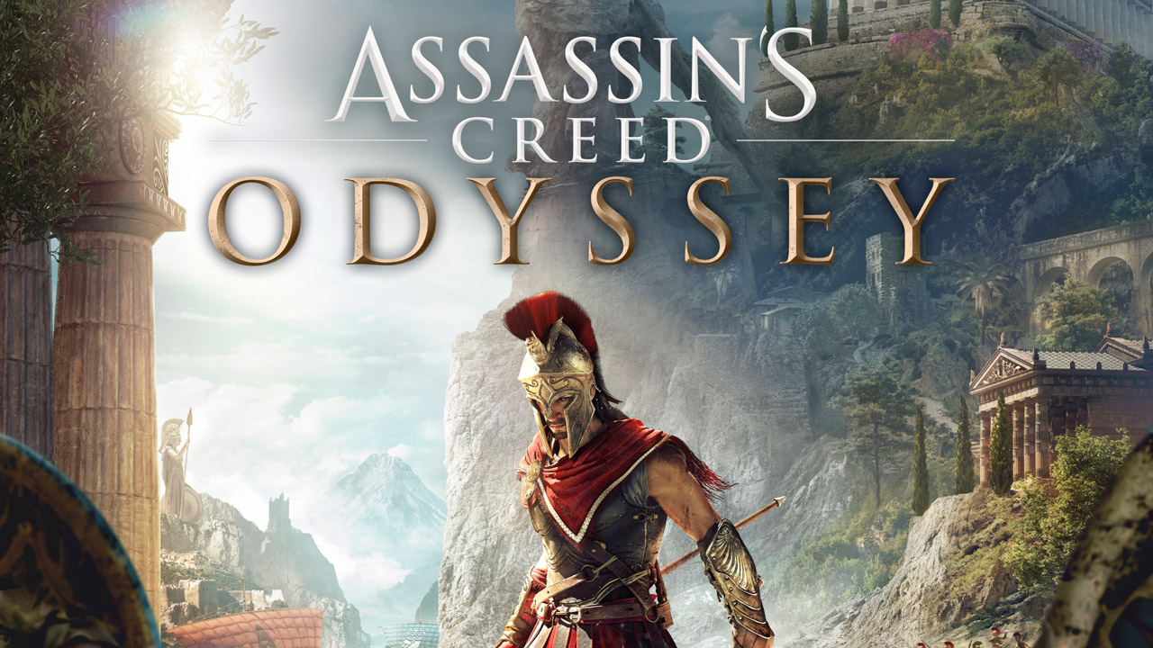 EVERYTHING ABOUT ASSASSIN'S CREED ODYSSEY – CHARACTERS, RELEASE DATE AND MORE