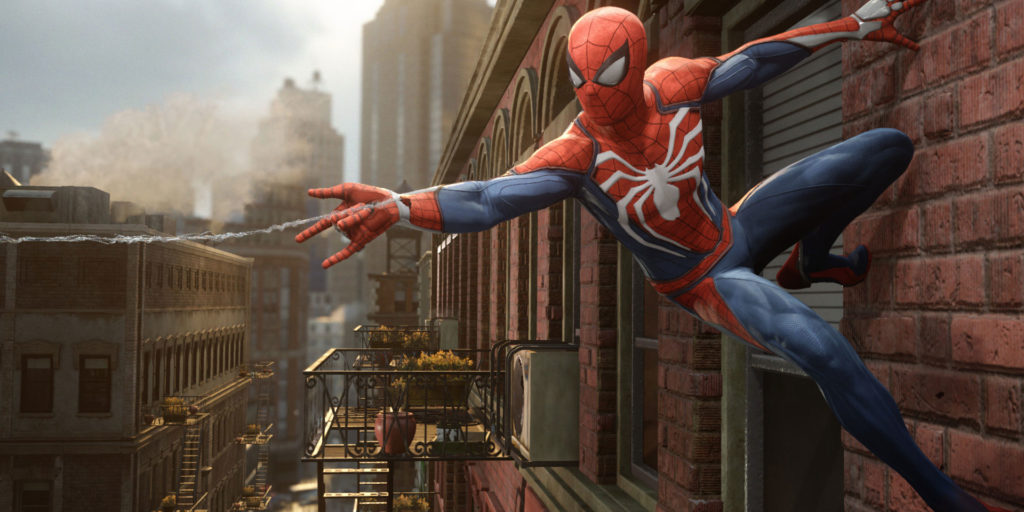 SONY IS SELLING A SPIDER-MAN THEMED CONSOLE AND OUR SPIDEY-SENSES ARE TINGLING