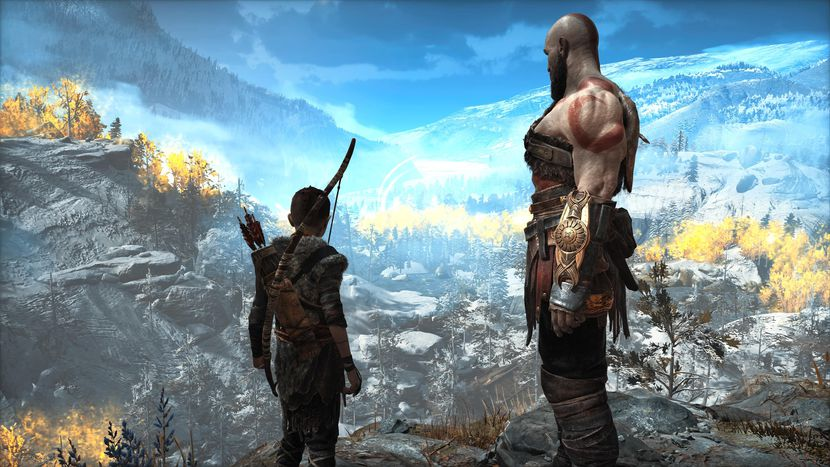 God of War (PS4) Dev Working On An Unannounced PS4 Game, Confirms LinkedIn Profile