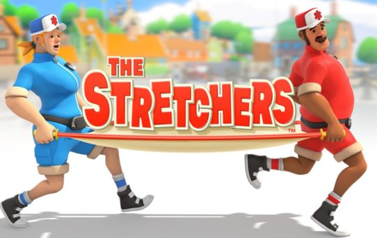 The Stretchers Review – Friends to the Rescue!