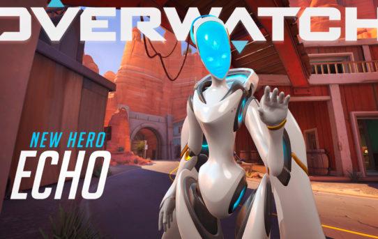 Overwatch's newest hero Echo releasing to the PTR next week